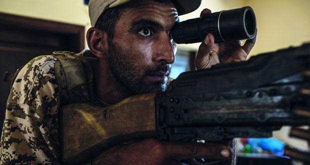 ليبيا: قوات الوفاق تحبط هجمات انتحارية لـ(داعش) في سرت
