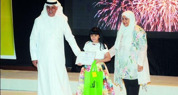 """""""الوطني للثقافة"""" يكرم متميزي المهرجان الثقافي للأطفال والناشئة 18 بالكويت"""