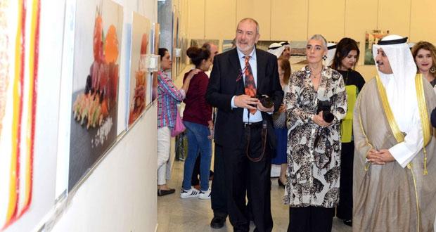 افتتاح معرض لفن التصوير الفوتوغرافي الإيطالي بالكويت