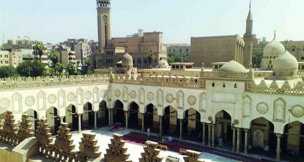 الجامع الأزهر .. منارة للفكر والثقافة العربية والإسلامية