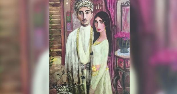 افتتاح المعرض الشخصي للفنان التشكيلي العراقي علي آل تاجر .. اليوم