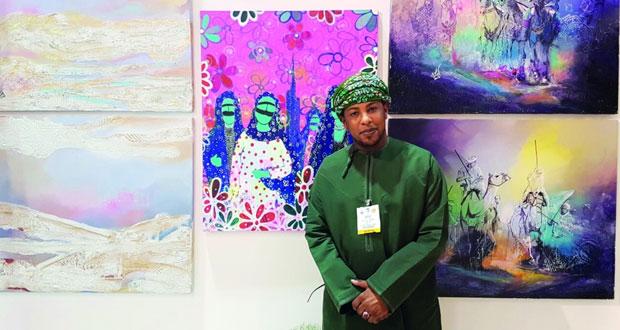 يوسف النحوي وصالح العلوي يشاركان في معرض الهوتيل شو في دبي