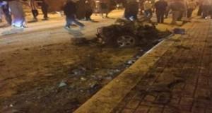 مصر: نجاة مساعد للنائب العام من انفجار سيارة مفخخة