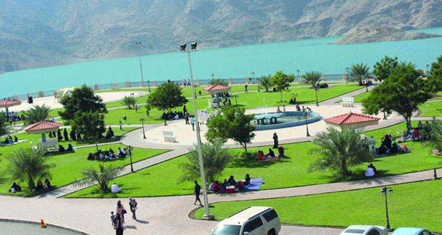 أكثر من 39 ألف زائر لسد وادي ضيقة خلال إجازة العيد