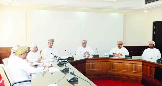 لجنة التعدين والكسارات بالغرفة تطالب بالشفافية في إصدار التراخيص