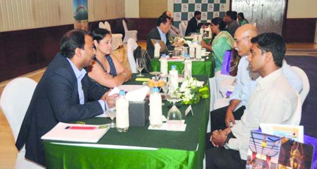 وزارة السياحة تنظم معرضا متنقلا في السوق الهندي