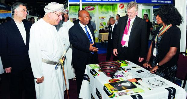 انطلاق معرض ومؤتمر الغذاء والضيافة بمركز عمان الدولي للمعارض