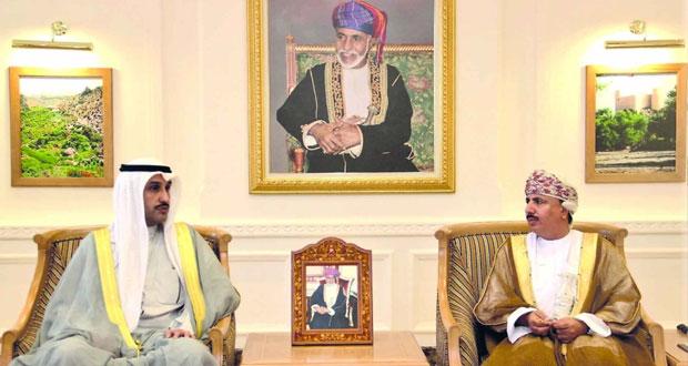 السلطنة ومنظمة العمل العربية تبحثان تعزيز التعاون في مجال القوى العاملة والقطاع الخاص