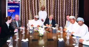 توقيع اتفاقية الخدمات الاستشارية لإعداد المخطط التفصيلي لمدينة الدقم الجديدة