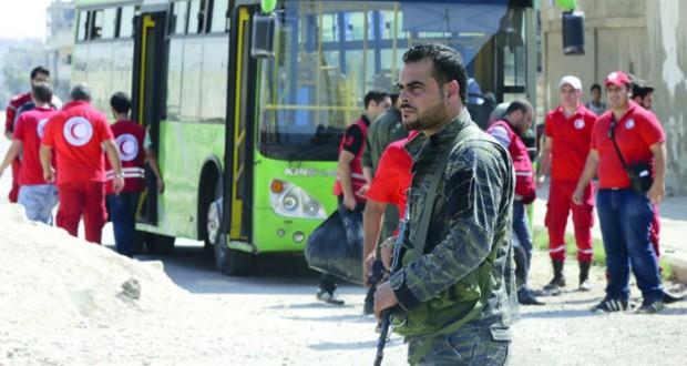 الرئيس السوري يرى الإرهاب ورقة بيد أميركا .. ويفند مزاعم حصار المدنيين