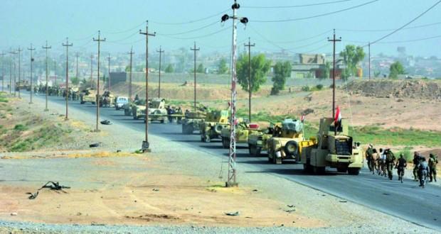 الجيش العراقي يحرر جزيرة البغدادي من قبضة الإرهابيين