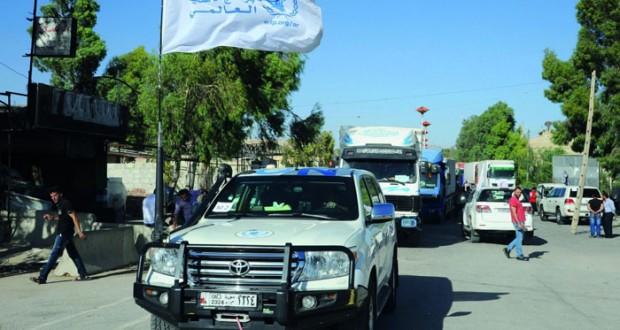 الجيش السوري يشرع في (استعادة حلب) .. ويمهد للعملية البرية الكبرى