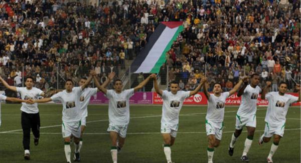 """الفيفا متهم برعاية كرة القدم الاسرائيلية على أرض الفلسطينيين """"المسروقة"""""""