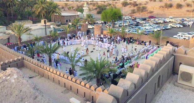 مهرجان للعيد بمتحف بيت الغشام بوادي المعاول