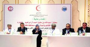 إختتام أعمال المؤتمر الدولي لأمراض الكلى بمحافظة ظفار