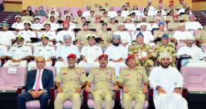 افتتاح المرحلة الثالثة لبرنامج ريادة الأعمال للمؤسسات الصغيرة والمتوسطة لعدد من منتسبي وزارة الدفاع وقوات السلطان المسلحة