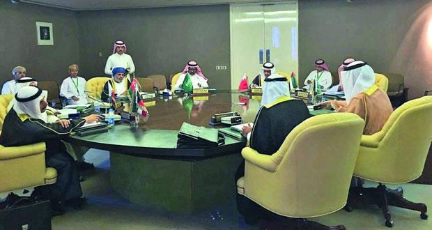 السلطنة تشارك في الاجتماع التاسع عشر لوكلاء دواوين المراقبة والمحاسبة بدول المجلس بالرياض