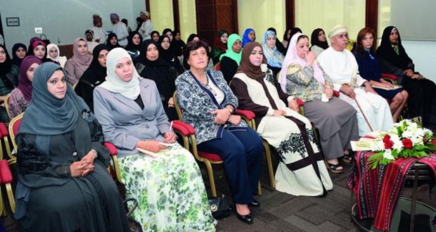أفتتاح أعمال الدورة التدريبية للمدربات مجال مشاركة المرأة في الحياة السياسية