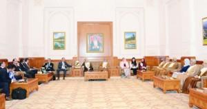 بحث التعاون المشترك بين السلطنة والجمعية البرلمانية لحلف شمال الأطلسي