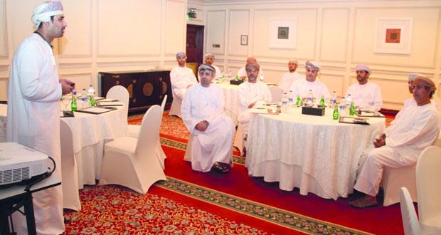 لقاء لمنتسبي برنامج الكفاءات الحكومية