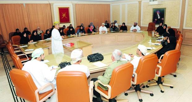 اجتماع رؤساء أقسام إدارة الجودة وسلامة المرضى