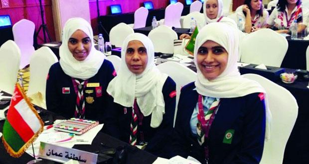 افتتاح أعمال المؤتمر العربي الـ«21» للمرشدات بقطر