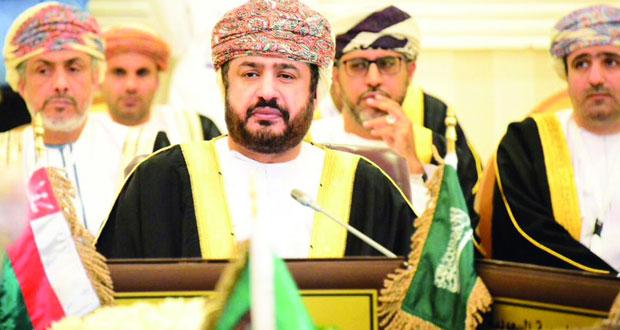 السلطنة تشارك في اجتماع وزراء الخدمة المدنية بدول مجلس التعاون بالرياض