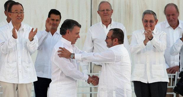 بالاتفاق التاريخي مع (فارك) .. كولومبيا تدشن عصرا جديدا