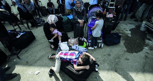 مصر تفتح معبر رفح استثنائيا ليومين