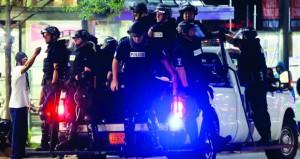 رفع حظر التجول في شارلوت وتحذيرات من ارتفاع متوقع بالجريمة بالمدن الأميركية