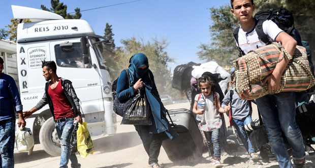 العثور على 47 مهاجرا سوريا على أحد شواطئ قبرص