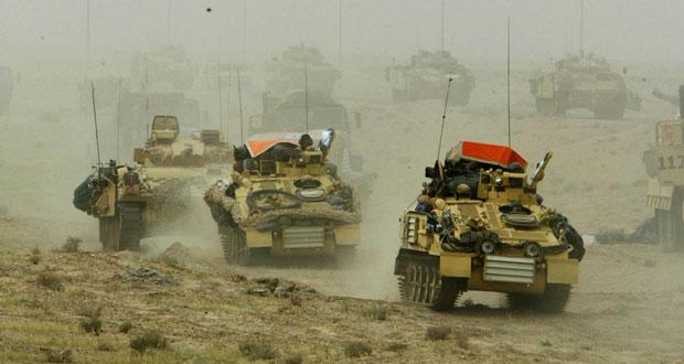 العراق يستعد لتحرير الموصل ومسؤولون أميركيون يرجحون بدء المعركة الشهر المقبل