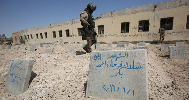العراق تدعو الأمم المتحدة لاصدار قرار يجرم الفكر التكفيري
