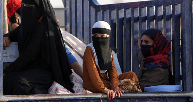 العراق: قتلى وجرحى بتفجير انتحاري شمال الموصل
