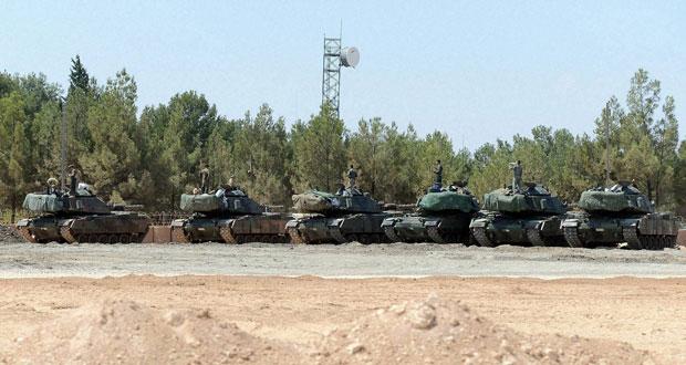 الجيش السوري يتقدم بريف حماة ويوجه ضربات لأوكار الارهابيين فـي ريفي حلب وحمص