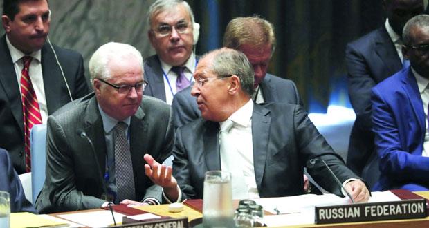 سوريا: الأمم المتحدة تعول على الهدنة للتمهيد إلى حل سياسي وموسكو تجدد استعدادها لكشف بنود الاتفاق مع واشنطن