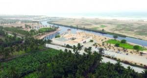 أكثر من 53 ألف زائر لمواقع أرض اللبان بمحافظة ظفار