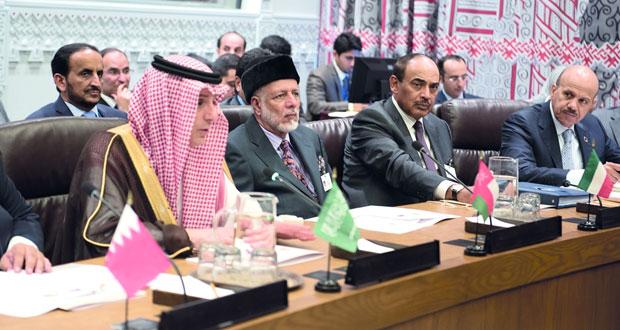على هامش اجتماعات الأمم المتحدة .. السلطنة تبحث قضايا المنطقة