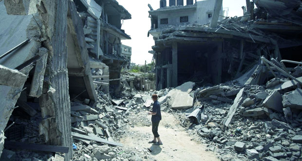 تقرير حقوقي يفند مزاعم الاحتلال بادخال تسهيلات على الحصار المفروض على القطاع