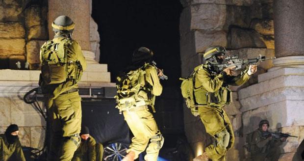 الاحتلال يشن حملة قمع ودهم بالضفة والقدس المحتلين