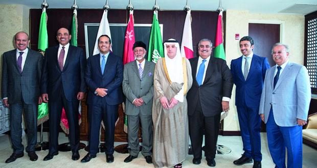 بمشاركة السلطنة .. وزاري مجلس التعاون يبحث تعزيز مسيرة العمل الخليجي المشترك والقضايا العربية والإقليمية والدولية الراهنة