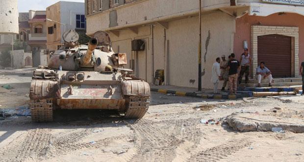 ليبيا: حفتر ينفي وجود مقاتلين أجانب في صفوف قواته