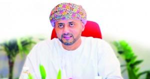 خالد البوسعيدي يتلقى رسالة تقدير من رئيس الفيفا