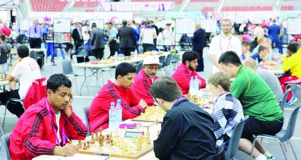 خسارة منتخبنا للشطرنج أمام منتخب أستراليا في الجولة الأولى لأولمبياد باكو