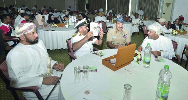 """اللجنة المنظمة لكأس العالم العسكرية الثانية للقدم """" السيزم"""" تحتفل بتدشين كتيب (مزايا الرعاة)"""