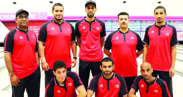 منتخب البولينج يبدأ مشاركته في البطولة الخليجية بدبي