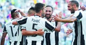 في الدوري الايطالي.. يوفنتوس يبقى في الصدارة وروما في المركز الثاني