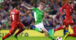 منتخبنا الوطني الأول يخسر أمام نظيره الأيرلندي في تجربة قاسية