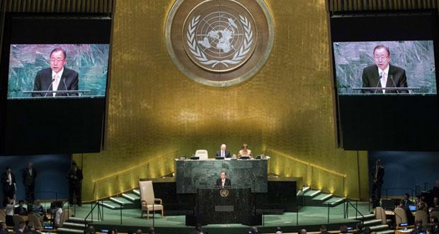 اللاجئون وقضايا المنطقة محور مناقشات الجمعية العامة للأمم المتحدة