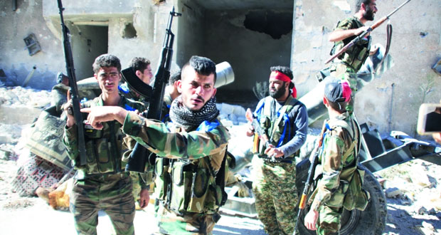 سوريا تعرض على مجلس الأمن دلائل للتواطؤ الدولي مع الإرهاب